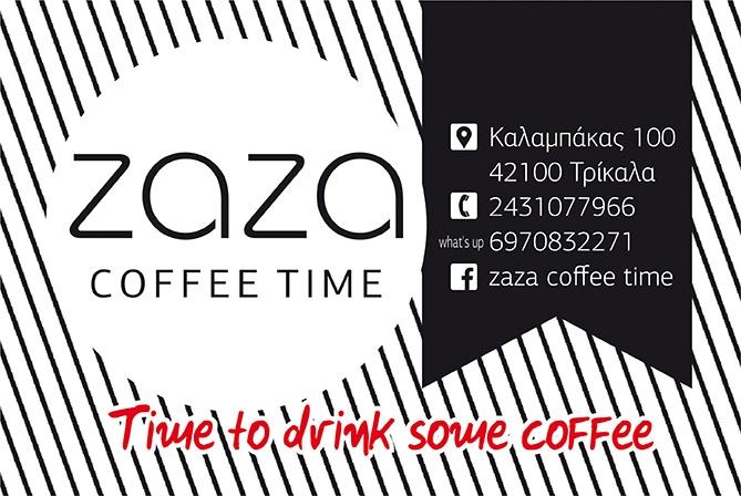 ZAZA COFFEE TIME