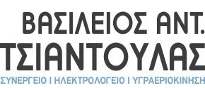 ΤΣΙΑΝΤΟΥΛΑΣ ΑΝΤ. ΒΑΣΙΛΕΙΟΣ