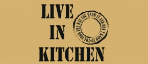 LIVE IN KITCHEN