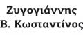 ΖΥΓΟΓΙΑΝΝΗΣ Β. ΚΩΝΣΤΑΝΤΙΝΟΣ